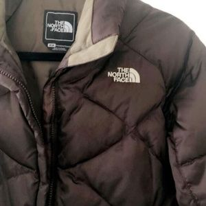 North Face heavy jacket